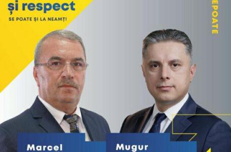 """Marcel PRUNĂ (candidat PNL Primăria Pipirig):  """"Sănătate, stradă, școală, apă și gaz metan în toată comuna!"""""""