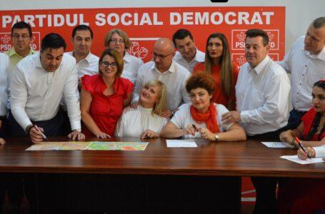 Flori Moise și echipa PSD Piatra-Neamț au bătut PNL-ul cu primarul Carabelea și parlamentarii în frunte!