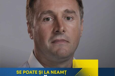 Petronel Mancaș (PNL), garantat de echipa Ludovic Orban – Mugur Cozmanciuc pentru Primăria Pângărați
