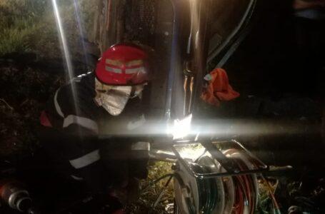 Accident rutier în Neamț, cu 3 victime încarcerate