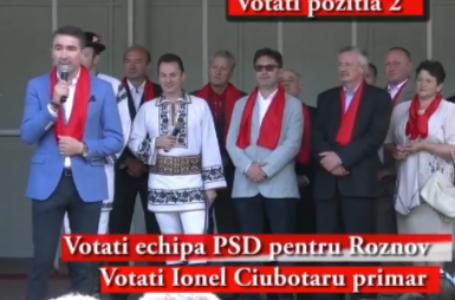Un videoclip pe care ar trebui să îl vadă toți locuitorii din Roznov! Cea mai înapoiată comună – zice Ionel Arsene!