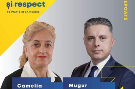 """Camelia BEZIM – candidat PNL Primăria Hangu: """"Fabrică de procesare lapte-carne cu fonduri europene"""""""
