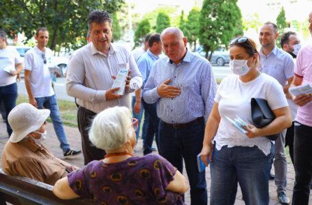 """Dragoş Chitic: """"Piatra-Neamţ trebuie să continue pe drumul european pe care am pornit"""""""