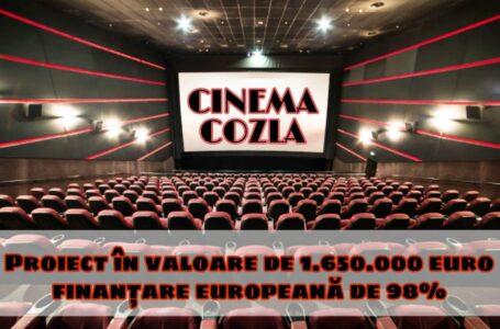 """Dragoş Chitic: """"Cinematograful Cozla va reveni la gloria de altădată, cu fonduri europene"""""""