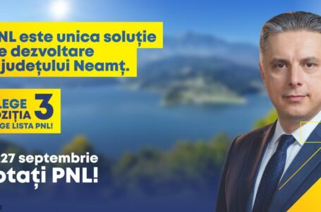 Lupta pentru președinția CJ Neamț: Candidatul PNL Mugur Cozmanciuc, ușor avans în fața candidatului PSD Ionel Arsene