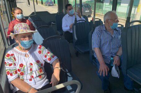 Răzvan Cuc, candidatul la Primărie al Alianței pentru Piatra-Neamț, PSD-PPU: Vom face ordine în transportul public din Piatra-Neamț!