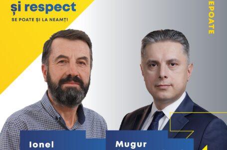 Ionel VOAIDEȘ (candidat PNL Primăria Dămuc): Proiecte cu fonduri europene pentru dezvoltarea întregii comune!