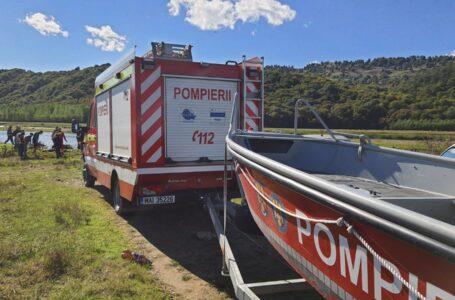 Un bărbat a fost scos mort din râul Bistrița, la Dumbrava Roșie
