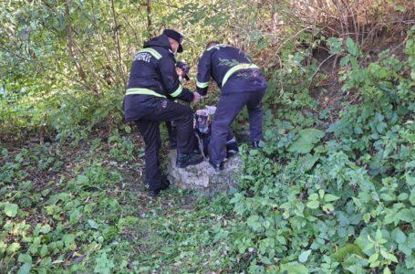 Bărbat scos mort dintr-o fântână din Pângărați