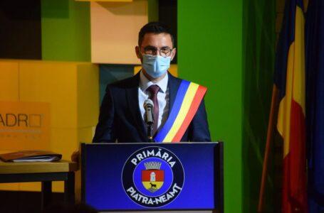 Convocarea Consiliului Local al municipiului Piatra-Neamţ în şedinţă extraordinară