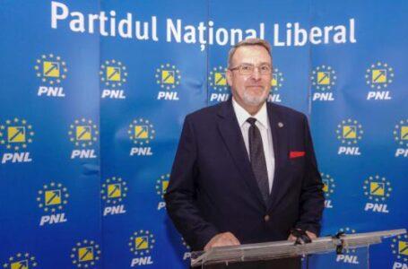 """Eugen Țapu-Nazare (senator PNL Neamț): """"Un miliard de euro pentru extinderea rețelelor de gaze naturale"""""""