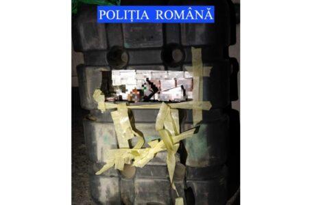 Țigări de contrabandă vândute din camion la Alexandru cel Bun. Șoferul din Belarus a fost reținut.