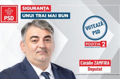 """Cătălin Zamfira (PSD Neamț): """"Românii lăsați să cumpere măști neconforme, care nu îi apără de COVID"""""""
