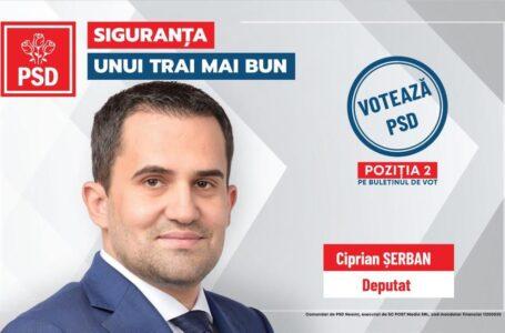Ciprian Șerban: Oficiul European de Statistică a confirmat ceea ce PSD spune demult.