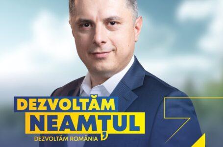 Deputatul Mugur Cozmanciuc (preşedinte PNL Neamţ): Aproape 30 miliarde euro pentru dezvoltarea României prin PNRR!