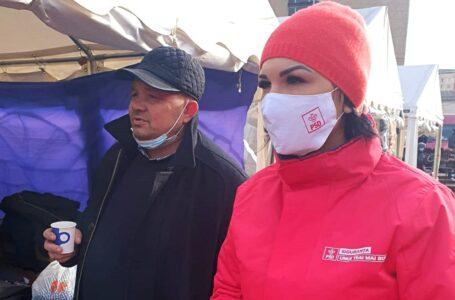 """Florentina Moise, mesaj către guvernanți: """"Mâncați voi și copiii voștri legumele din plastic aduse din afara României!"""""""