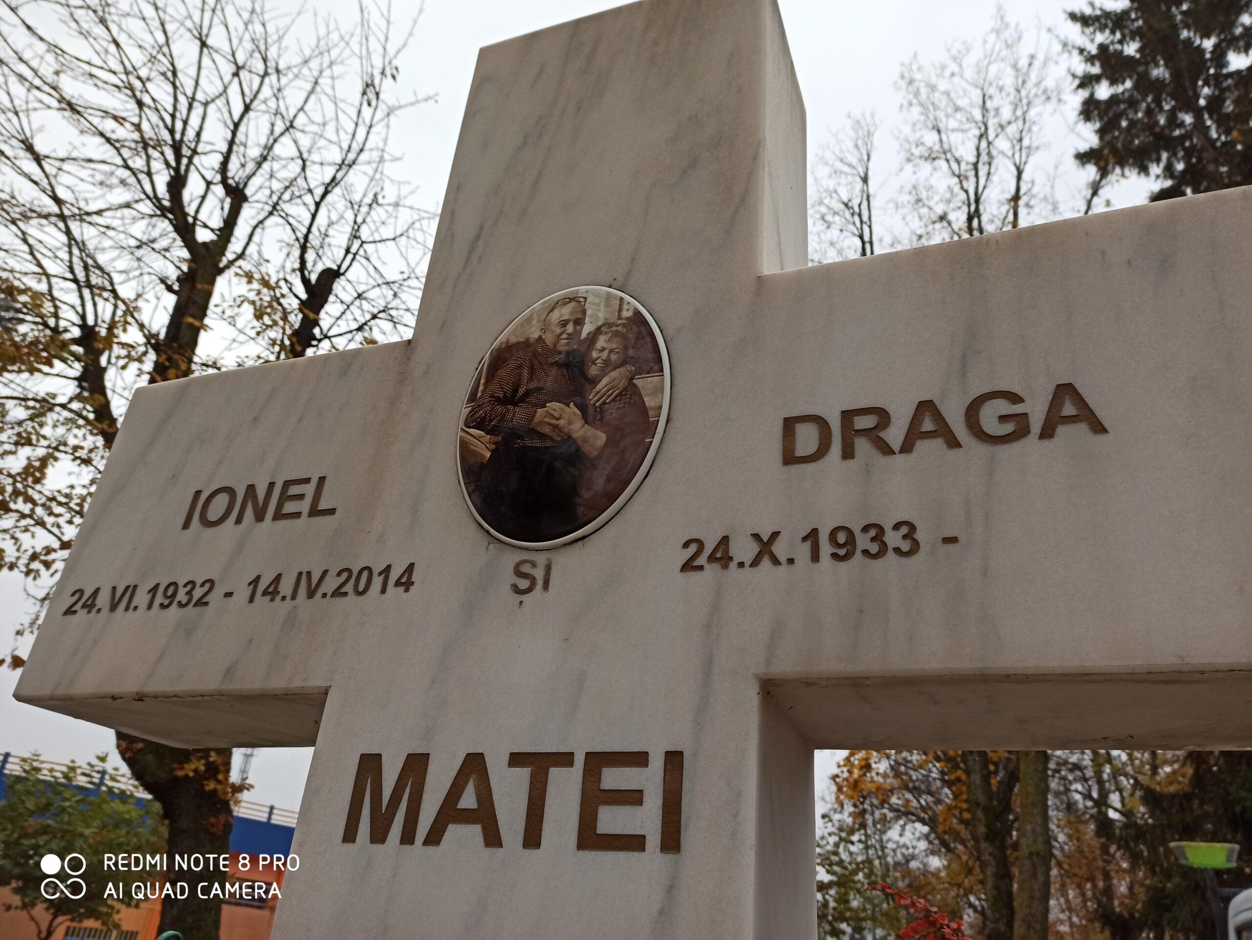 Draga Olteanu Matei și-a pregătit înmormântarea. Ce a cerut apropiaților să facă la funeralii.