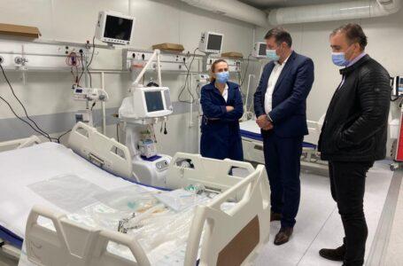 Protocol între spitalele din Neamț și Iași pentru transferul pacienților cu COVID-19 la Lețcani