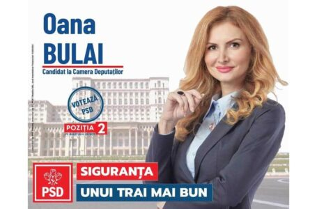 """Oana Bulai (PSD Neamț): """"Nenorocirile din sănătatea românească, """"preconizate"""" de liberali"""""""
