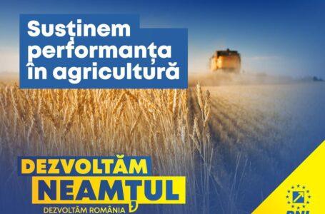 PNL susține dezvoltarea agriculturii și promovarea produselor românești