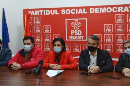 PSD Piatra-Neamț îi cere prefectului să restabilească legea la Primăria Piatra-Neamț