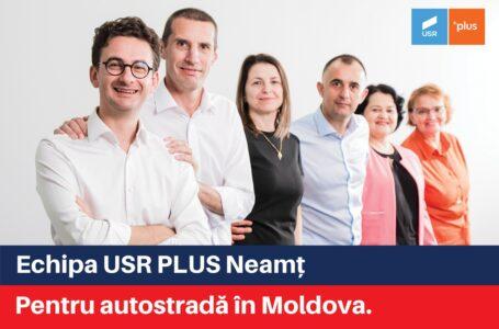 USRPLUS pentru autostradă în Moldova