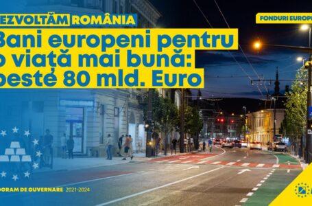 Mugur Cozmanciuc (președintele PNL Neamț): Planul PNL este unul ambițios, dând nemțenilor șansa unui trai la nivel european