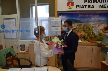 """Primarul Andrei Carabelea: Demarăm campania """"Angajatul săptămânii"""" în Primăria Piatra-Neamț"""