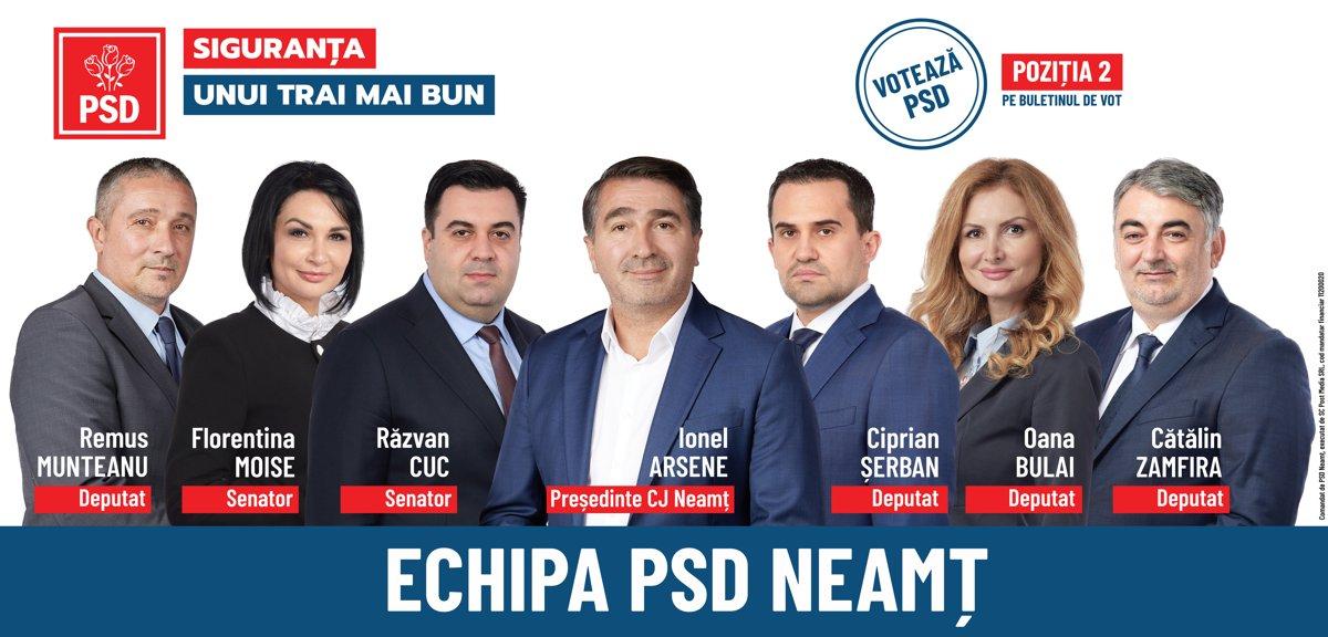 PSD Neamt