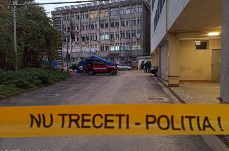 A fost stabilită cauza incendiului de la Spitalul Județean Neamț