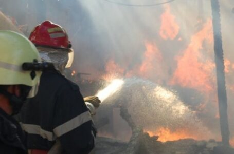 Incendiu violent la o biserică din județul Neamț