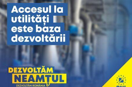 PNL: În județul Neamț se vor face investiții serioase pentru dezvoltarea rețelelor de infrastructură