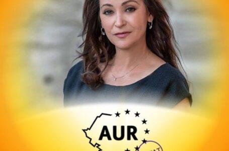 Ea este deputatul (de) AUR din Neamț!