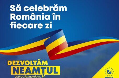 La mulți ani, România! La mulți ani, nemțeni, oriunde v-ați afla!
