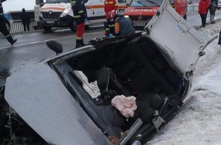 Crește bilanțul accidentului de la Crăcăoani: două femei au murit!