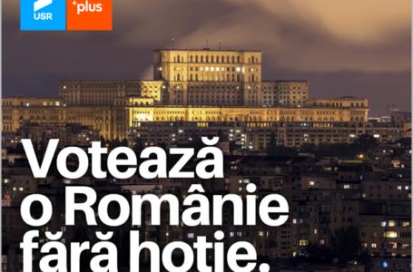 5 motive să ieșim la vot. Pentru o Românie fără hoție!