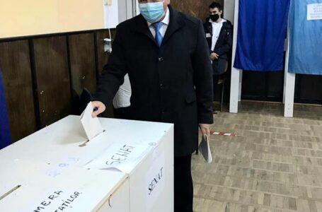Dragoș Chitic (PMP): Am votat pentru o Românie mai bună!