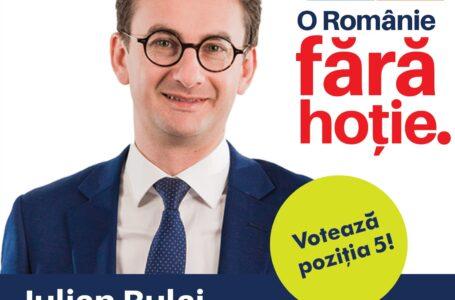 Iulian Bulai, deputatul tău, iubitor de oameni – și de Moldova