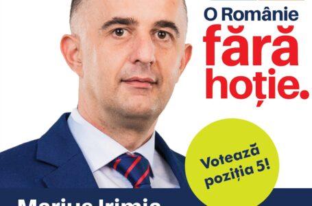 """Marius Irimia: """"M-am implicat în politică pentru ca generația fiicei mele să-și găsească fericirea acasă"""""""