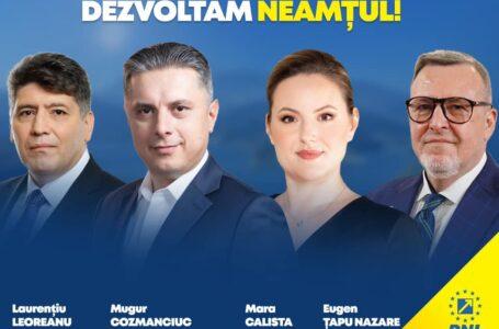 Este OFICIAL! PNL Neamț are 3 deputați și un senator!