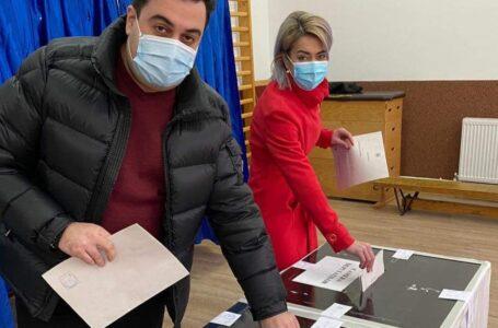 Răzvan Cuc: Am votat pentru viitorul copiilor noștri!