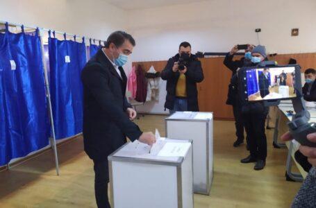 Ionel Arsene: Am votat pentru un guvern care să apere interesele românilor.