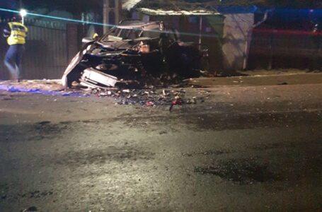 Grav accident rutier la Chintinici-Roznov, joi seara. (foto-galerie)