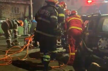 Date noi despre accidentul de la Chintinici-Roznov! Sunt 2 victime!