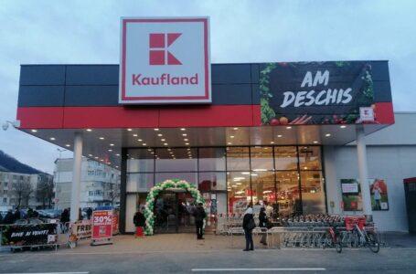 Magazinul Kaufland din Precista, deschis FĂRĂ AUTORIZAȚIE DE FUNCȚIONARE! (foto-galerie)