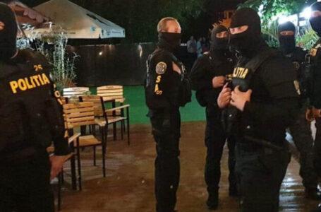 Petrecere de botez cu 150 de persoane, întreruptă de polițiștii din Piatra-Neamț