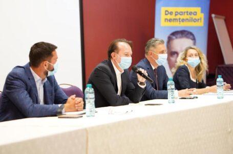 """Mugur Cozmanciuc (președinte PNL Neamț): """"Guvernul, condus de premierul liberal Florin Cîțu, în continuare în ajutorul antreprenorilor"""""""