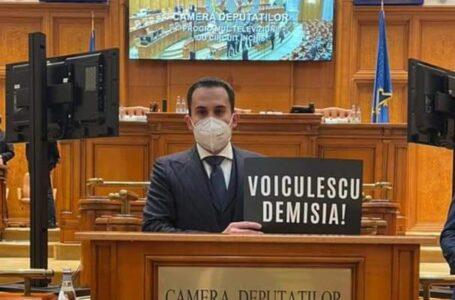 """Deputatul Ciprian Şerban (PSD Neamţ): """"Vlad Voiculescu, numele tău e DEZASTRU și DURERE!"""""""