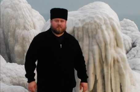 Fotografia prin care şi-a prevestit moartea preotul Dimitrie Cărămidă. Avea doar 40 ani.