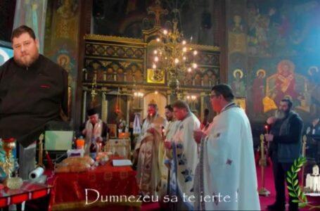Preotul din Neamţ care şi-a prevestit moartea, la 40 ani, pomenit de colegii din Constanţa